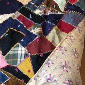 Quilt — Western hand sewn | Vintage